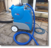 Image of domestic and commercial carpet upholstery cleaning retford doncaster worksop